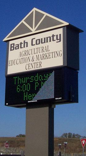 Bath County Ag Education & Marketing Center