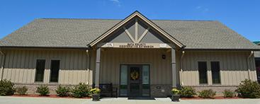Face of Bath County Extension Office